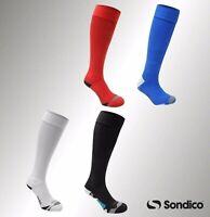 Boys Sondico Anatomically Shaped Elite Football Socks Sizes C8-C13 1-6