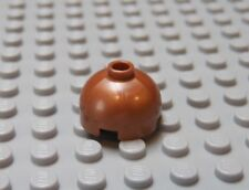 LEGO Copper Color Brick, Round 2 x 2 Dome Top - Blocked Open Stud 7261 7662 7260