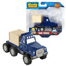 Truck Two-Tonne | Bob the Builder | Die Cast | Vehicle with Transport Box