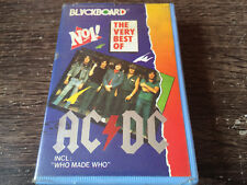 AC/DC - The Very Best Of CASSETTE TAPE / Hard Rock