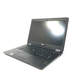 """Dell Latitude E7470 14"""" Laptop i5-6300U @ 2.40GHz 8GB (No Battery / Hard Drive)"""