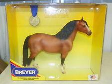 BREYER #702697 SR Brown Sugar Justin Morgan Stallion Medallion Series 1997 NIB