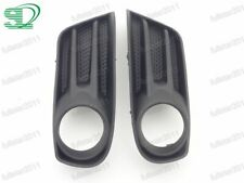 2PCS Front Fog Light Cover For Nissan Tiida 2012-2016