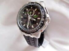 Citizen Skyhawk Atomic Chronograph Eco-Drive Stainless Steel Watch JY8051-59E