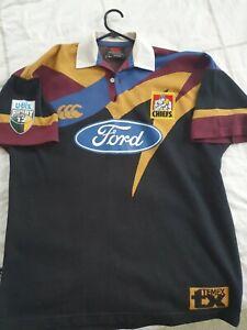 Waikato Chiefs rugby jersey Temex size L