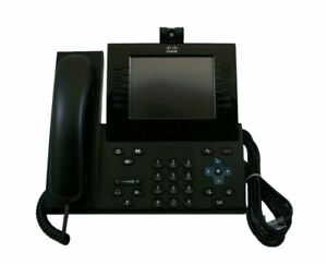 Cisco CP-9971-C-CAM-K9 UC Color IP Phone with Power Adapter - In Original Box