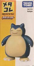 Takara Tomy Metacolle Metal Figure Collection Pokemon Snorlax (Kabigon) JAPAN h