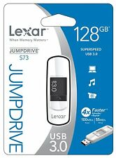 PEN DRIVE LEXAR 128 GB JUMPDRIVE S73 USB3 NUOVA 100MB/S READ 55MB/S WRITE