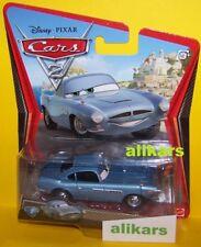 FINN McMISSILE - Mattel Disney Pixar 1:55 scale Cars Original Diecast Vehicle