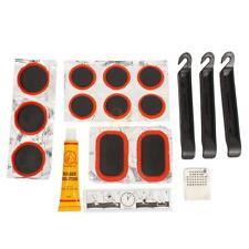 Hot Portable Bicycle Bike Flat Tire Repair Tool Kit Set Kit Patch Rubber Fetal