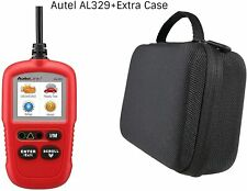 Autel AL329 OBD2 Car Engine Error Code Reader Scanner Diagnostic Tool with Case