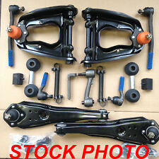 Mercury Cougar 1968 - 1969 Super Front End Suspension Kit  POLY- MANUAL Steering