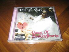 Chicano Rap CD Doll-E Girl - Queen of Broken Hearts - Juan Gambino Siccness