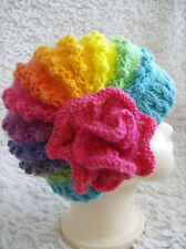 Rainbow Dancer - Child/Adult  Easy Knitting Pattern