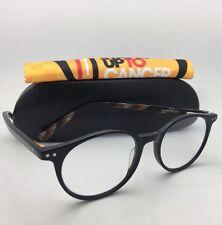 Readers EYE•BOBS Eyeglasses CASE CLOSED 2419 07 49-18 +1.00 Black Horn Frame