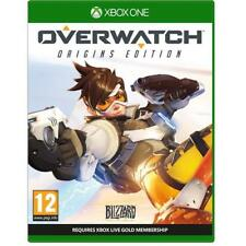 Overwatch XBox One (Origins Edition) Game NEW & SEALED