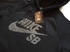 Nike Sb Hoodie Jumper Black Size Medium New With Tags