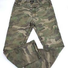 Adam Levine the dean Camouflage Jeans 38x34