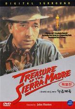 The Treasure Of The Sierra Madre (1948) John Huston, Humphrey Bogart DVD *NEW