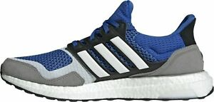 Adidas UltraBoost S&L Men's Running Trainers Sneakers Shoes Blue/White EF1982