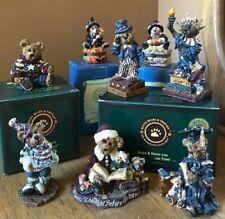 Boyds Bearstone Celebrations & Holidays ~ Lot of 8