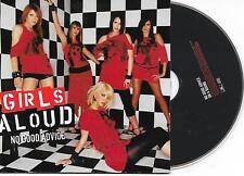 GIRLS ALOUD - No good advice CD SINGLE 2TR EU CARDSLEEVE 2003 RARE!