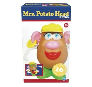 NEW HASBRO MRS POTATO HEAD RETRO FIGURE F2683