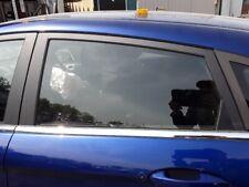 8A61A25712A Ford Fiesta MK7 2009-2012 5-Door O//S//R Driver/'s Rear Door Glass