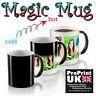 Personalised Heat Colour Changing Magic Mug Cup Image Photo Logo Text Gift