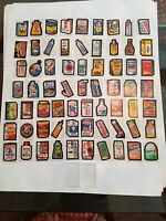 1979 Topps Wacky Packages Complete 66 Card Set Series 1 Mint PSA 10 Cards