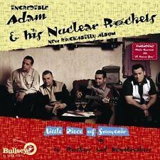 Adam & His Nuclear Rockets Little Piece Of Souvenir Vinyl 2 LP NEW sealed