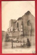 CPA Quantin 1918 Eglise VEHO Vého → Lunéville 54 Meurthe et Moselle A