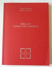 AMELIE NOTHOMB BRILLANT COMME UNE CASSEROLE LA PIERRE D'ALUN 2ème ED 1/1500 2000
