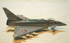 ERTL Force One Metal Die Cast Airplane EFA Eurofighter Typhoon Fighter Jet 1989
