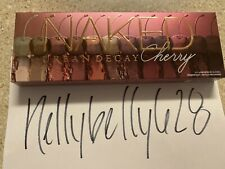 NEW Urban Decay Naked Cherry Eyeshadow Palette 100% Authentic Brand New Proof