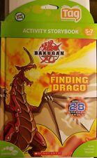 New Leapfrog Tag Bakugan Battle Brawlers Finding Drago Scholastic Learning Path