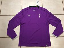 NWT UNDER ARMOUR Tottenham Hotspur 2015/16 Long Sleeve Training Jersey Men's 3XL