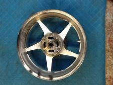 Honda rvt 1000 rc 51 back rim rear rim wheel