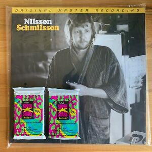 HARRY NILSSON - Nilsson Schmilsson / New MFSL MoFi Vinyl 2LP 180g 45RPM No. 499