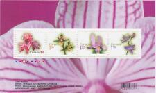 CANADA 2010 Souvenir Sheet #2356 Flowers MNH