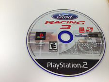 Ford Racing 3 - PS2 Disc Only - Replacement Disc