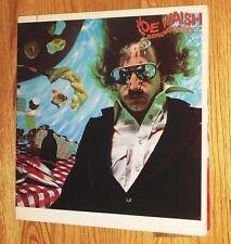 VINYL LP Joe Walsh - But Seriously Folks Asylum STERLING Ted Jensen