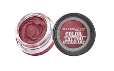 MAYBELLINE Color Tattoo Metal By Eyestudio 24HR Eye shadow 30 Pomegranate NEW