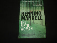 Hening Mankel - The Fifth Woman - in Englisch