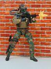 Custom 1:12 Scale Weapons Muzzle Flash Gun Blast Effect for RIFLES MACHINEGUNS