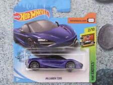 Hot Wheels 2019 #221/250 McLAREN 720S purple @M