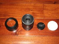 Minolta Maxxum AF 70-210mm 4.5-5.6 AF ZOOM Lens for Sony A Mount MADE IN JAPAN