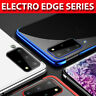 Clear Case For Samsung S20 S10 Plus A51 A21s S8 S9 A71 A10 Silicone Phone Cover