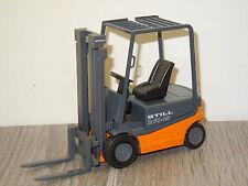 Still R60-25 Fork Lift Gabelstapler Heftruck van NZG 419 Germany 1:25 *4715