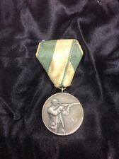 1930 German Shooting Medal (Silver?)